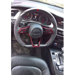CARBON STEERING WHEEL for AUDI A4 B8 2008 up