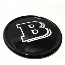 LOGO STYLE BRABUS IN GRILLE...