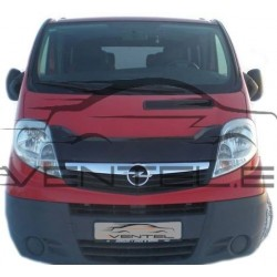 OPEL VIVARO 2001up HOOD PROTECTOR STONE BUG DEFLECTOR SHORT