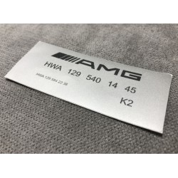 STICKER style AMG K2