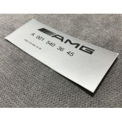 STICKER style AMG A 001