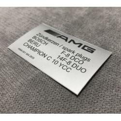 copy of STICKER style AMG...