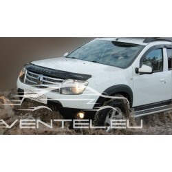 RENAULT DUSTER 2010 up HOOD PROTECTOR STONE BUG DEFLECTOR