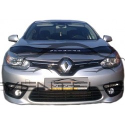RENAULT FLUENCE 2013 up HOOD PROTECTOR STONE BUG DEFLECTOR