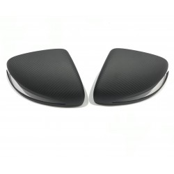 MAT CARBON MIRROR COVER FOR...