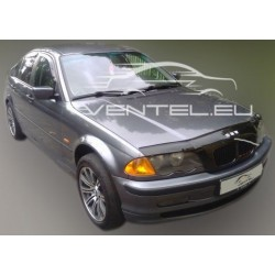 BMW 3 E46 1998 up HOOD PROTECTOR STONE BUG DEFLECTOR