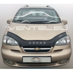 CHEVROLET REZZO 2005 up HOOD PROTECTOR STONE BUG DEFLECTOR