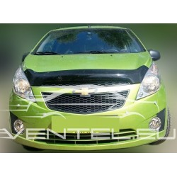 CHEVROLET SPARK 2010 up HOOD PROTECTOR STONE BUG DEFLECTOR