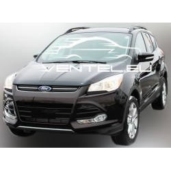 FORD ESCAPE 2012 up HOOD PROTECTOR STONE BUG DEFLECTOR