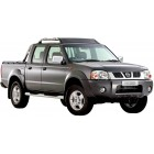 NISSAN NP300 2008 up