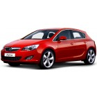 OPEL ASTRA J 2009 up