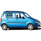 VAUXHALL AGILA 2000 up