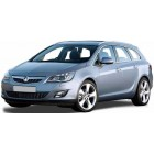 VAUXHALL ASTRA J 2009 up