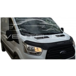 FORD TRANSIT 2014 up BUG SHIELD HOOD PROTECTOR STONE BUG DEFLECTOR