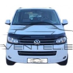 VOLKSWAGEN T5 LIFT 2009 up CARAVELLE MULTIVAN TRANSPORTER BUG SHIELD HOOD PROTECTOR STONE BUG DEFLECTOR