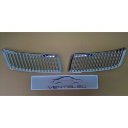 MERCEDES SPRINTER W906 2006 up CHROME GRILLE HOOD COWLS
