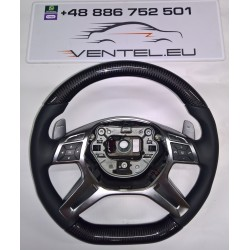CARBON STEERING WHEEL FOR MERCEDES G-CLASS AMG W463