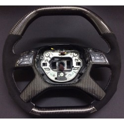 CARBON STEERING WHEEL SPORT FOR MERCEDES G-CLASS AMG W463