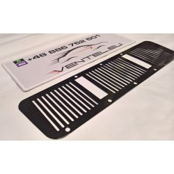 CARBON GRILLE HOOD COWLS FOR MERCEDES G-CLASS W463 OLD MODEL