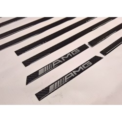 CARBON MOLDING TRIM KIT FOR MERCEDES G-CLASS W463