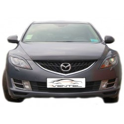 EYELID EYEBROW HEADLIGHT COVER FIT FOR MAZDA 6 GH 2008 up