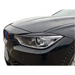 EYELID EYEBROW HEADLIGHT COVER FIT FOR BMW 3 F30 F31