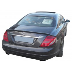 REAR WINDOW ROOF WING SPOILER VISOR FOR MERCEDES CL C216