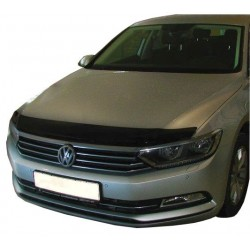 VOLKSWAGEN PASSAT B8 2014 up BUG SHIELD HOOD PROTECTOR STONE BUG DEFLECTOR