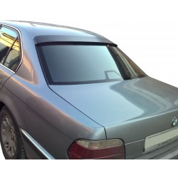 REAR WINDOW ROOF WING SPOILER VISOR FOR BMW 7 E38