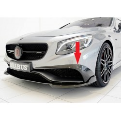 CARBON FRONT COVERS STYLE BRABUS FOR MERCEDES-BENZ C217 A217