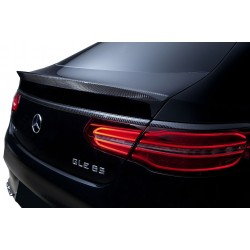 CARBON REAR SPOILER FOR MERCEDES-BENZ GLE COUPE