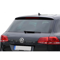 REAR SPOILER STYLE R LINE FOR VOLKSWAGEN TOUAREG II 2010 up