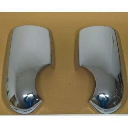 CHROME MIRROR COVER STAINLESS STEEL for FORD TRANSIT 2000 up