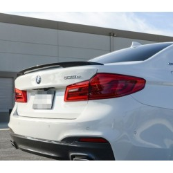 CARBON REAR SPOILER for BMW 5 G30