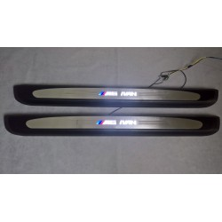 EXCLUSIVE DOOR LED SILL PLATES WITH ILLUMINATION for BMW 6 E63 E64
