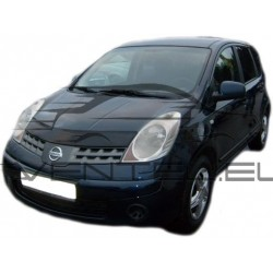 NISSAN NOTE 2006 up HOOD PROTECTOR STONE BUG DEFLECTOR
