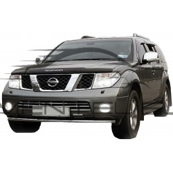 NISSAN PATHFINDER R51 LIFT 2010 up HOOD PROTECTOR STONE BUG DEFLECTOR