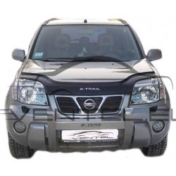 NISSAN X-TRAIL Т-30 2001 up HOOD PROTECTOR STONE BUG DEFLECTOR