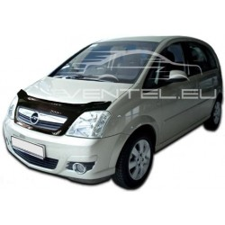 OPEL MERIVA С 2002 up HOOD PROTECTOR STONE BUG DEFLECTOR