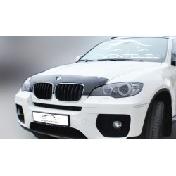 BMW Х6 2008 up HOOD PROTECTOR STONE BUG DEFLECTOR