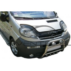 OPEL VIVARO 2001 up HOOD PROTECTOR STONE BUG DEFLECTOR LONG
