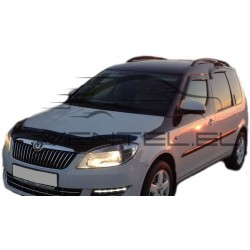 SKODA ROOMSTER 2006 up HOOD PROTECTOR STONE BUG DEFLECTOR