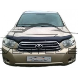 TOYOTA HIGHLANDER 2007 up HOOD PROTECTOR STONE BUG DEFLECTOR