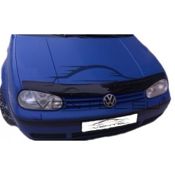 VW GOLF 4 1997 up HOOD PROTECTOR STONE BUG DEFLECTOR