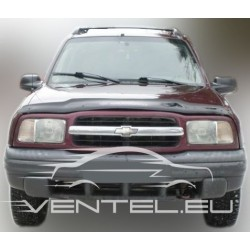 CHEVROLET TRACKER 1999 up HOOD PROTECTOR STONE BUG DEFLECTOR