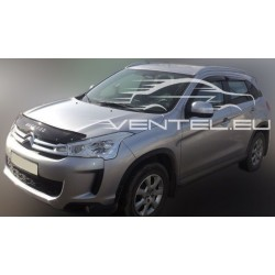 CITROEN C4 AIRCROSS 2012 up HOOD PROTECTOR STONE BUG DEFLECTOR