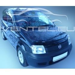 FIAT PANDA II 2003 up HOOD PROTECTOR STONE BUG DEFLECTOR